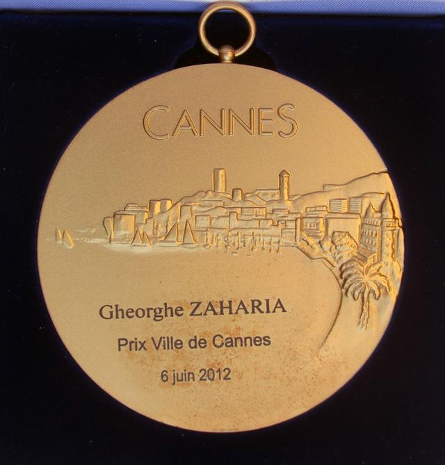Artisti romani premiati la Cannes 2012