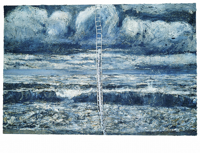 Anselm Kiefer at Art and Exhibition Hall, Bonn, Germany