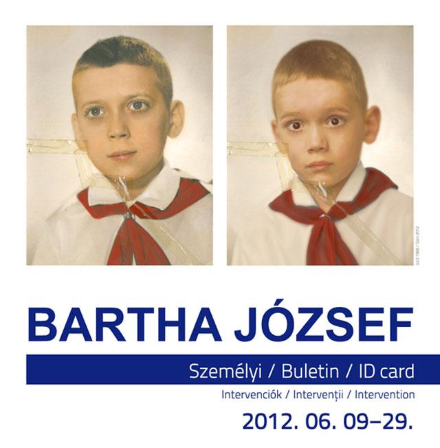 """József BARTHA, """"BULETIN / Intervenții"""" @ Spațiul Expozițional de Artă Contemporană MAGMA, Sfântu Gheorghe"""