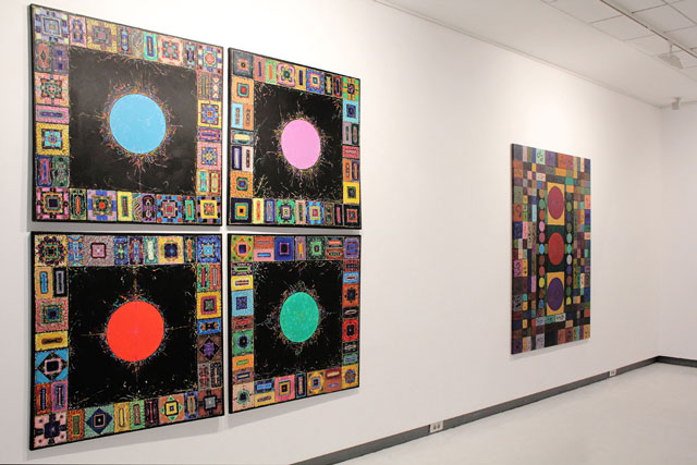 "Ciprian Radovan, ""Transornamental"" @ Galeria Calina, Timișoara, galeria de imagini"