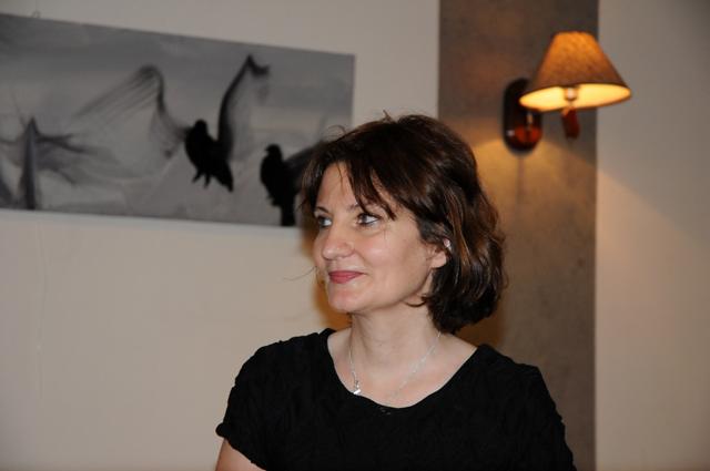"""Gabriela Culic """"Zbătânde"""" @ Galeria Regală a Casinoului Sinaia"""