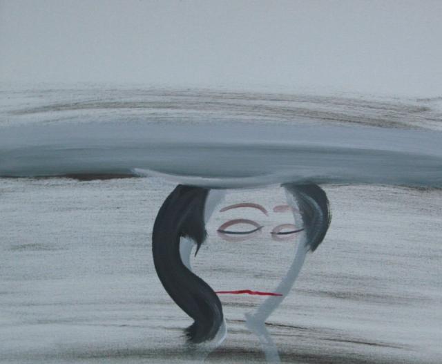 """RADU ȘERBAN """"Reverberații"""" @ Muzeul de Artă Comparată din Sîngeorz Băi"""