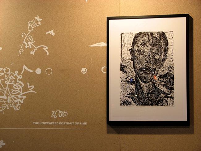 Mircea Popescu reprezintă România la Binenala de Artă Contemporană de la Mulhouse 2012