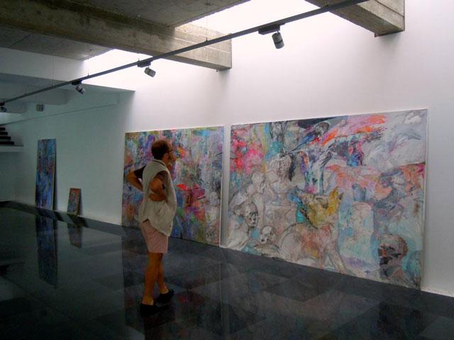 Cristian Sida, VANITAS MUNDI @ Jecza Gallery, Timișoara