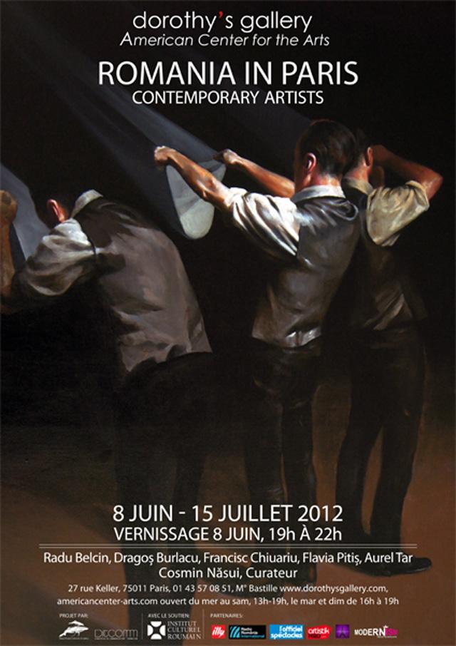 România, artiști contemporani la Paris – Dorothy's Gallery