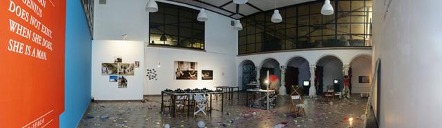 Curators' Network, Sibiu meeting @ Galeria de artă contemporană a Muzeului Naţional Brukenthal