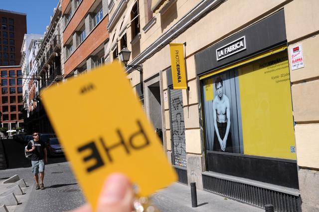 PhotoEspana – Madrid 2012