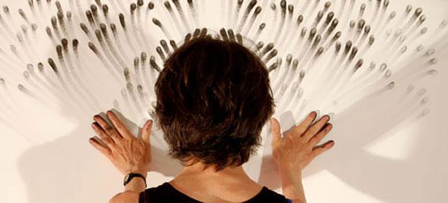 Incredible Finger Paintings by Judith Braun