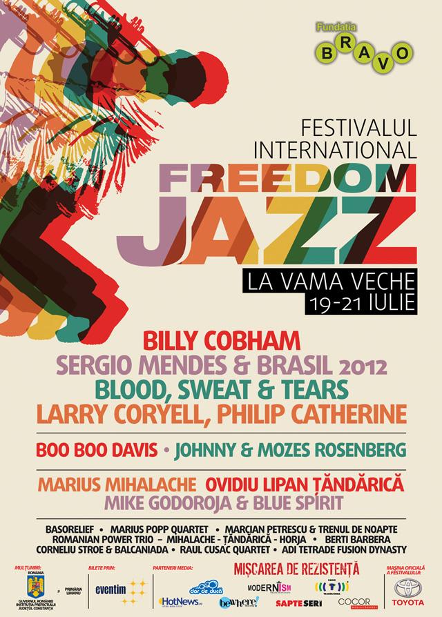 Freedom Jazz Festival 2012 @ Vama Veche