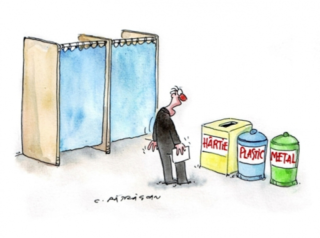 Recycling vote