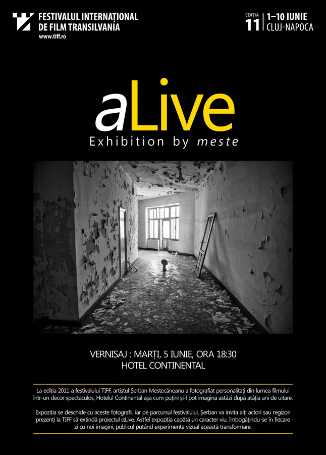 aLive exhibition by meste