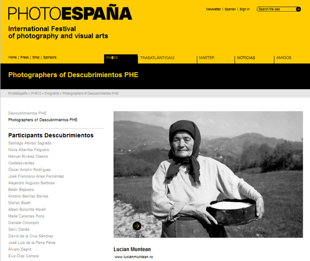 PhotoEspana 2012