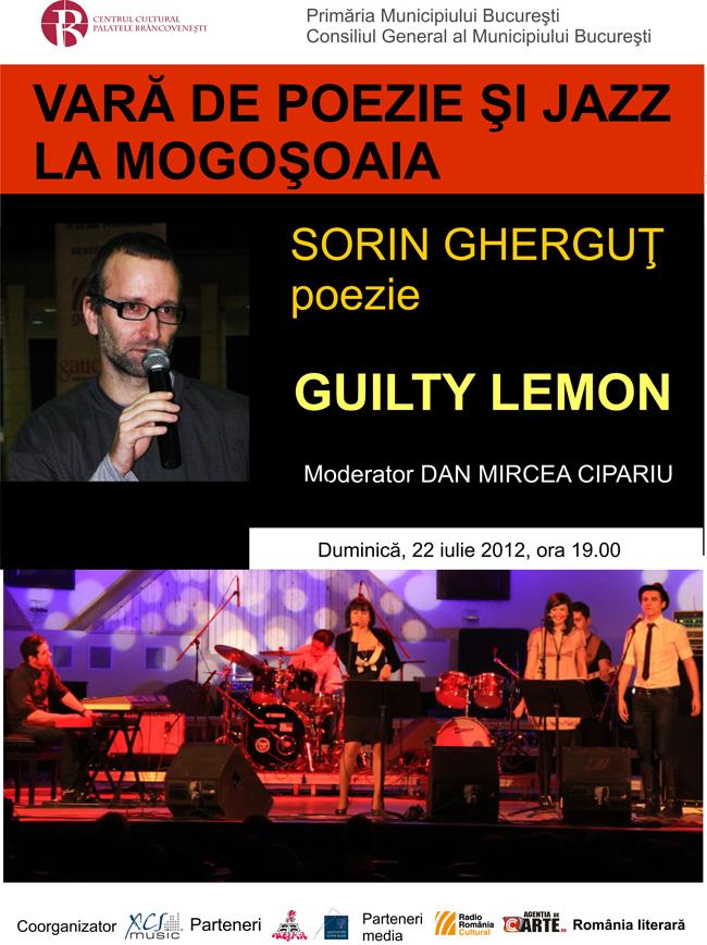 Vară de Poezie și Jazz de la Mogoșoaia