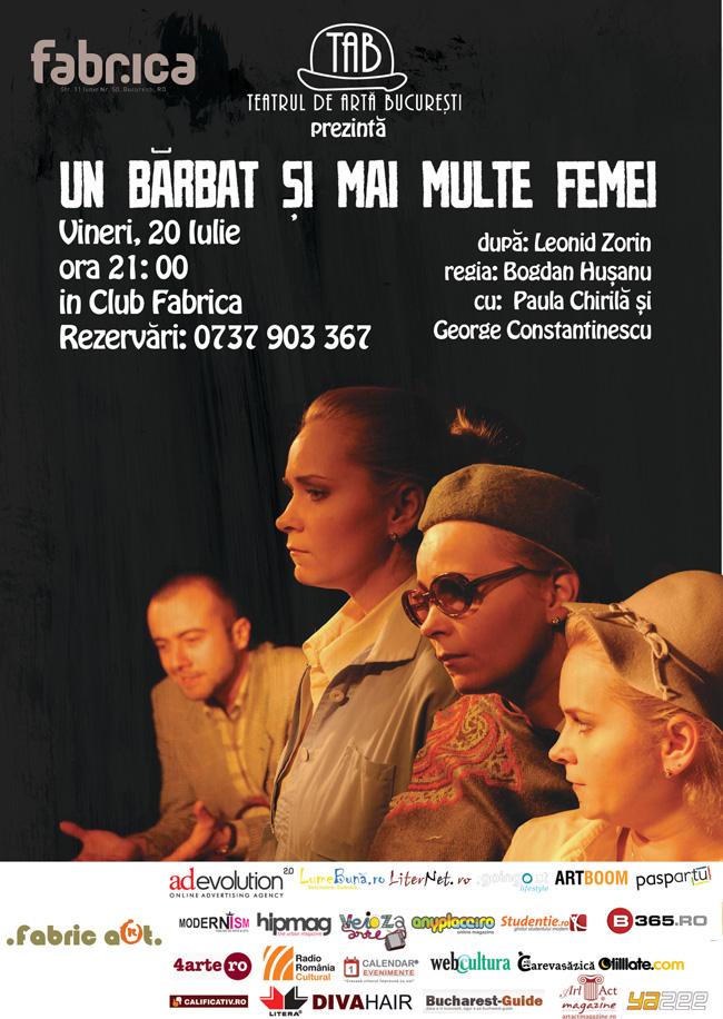 Teatrul de Artă Bucureşti a descoperit secretul eternului feminin