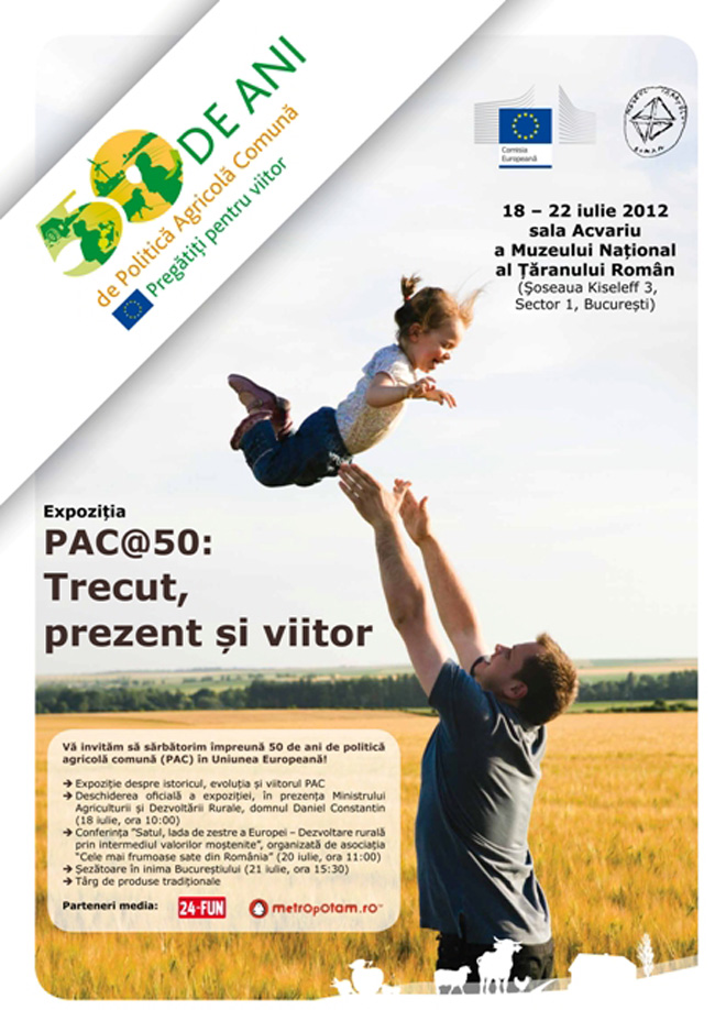 """""""PAC@50: Trecut, prezent și viitor"""" – expoziție la MȚR"""