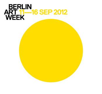 Berlin Art Week 2012