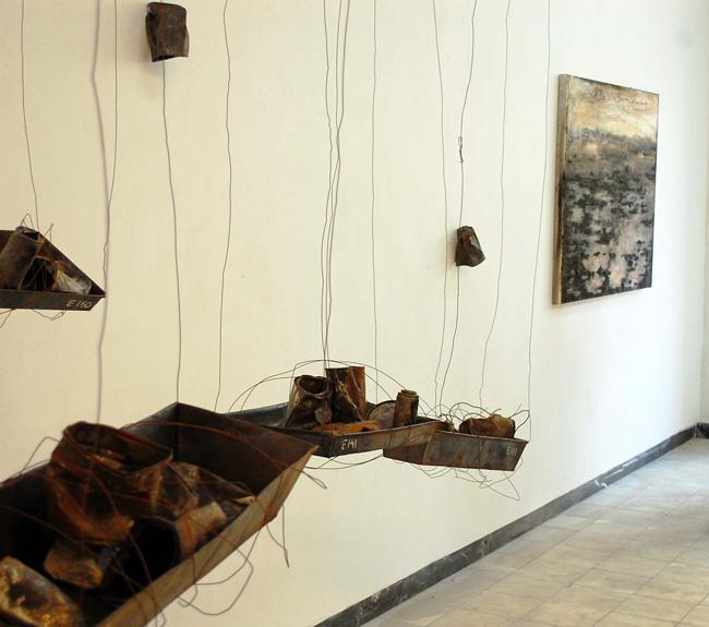 "Cosmin Frunteș, ""E574"" @ Galeria Europe, UAP, Brașov"