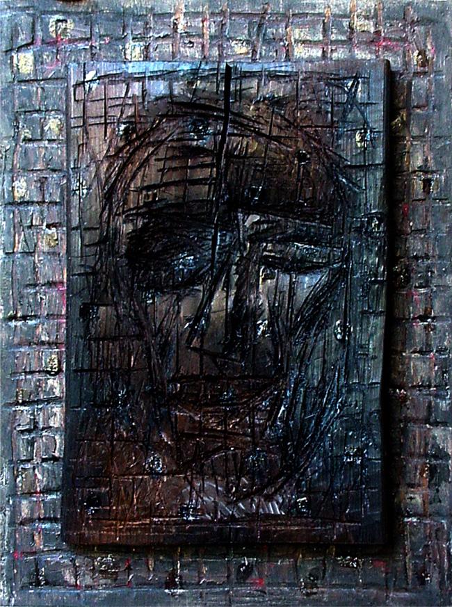 """Jánosi Antal """"Pe marginea necunoscutului"""" @ Galeria Uj Kriterion, Miercurea-Ciuc"""