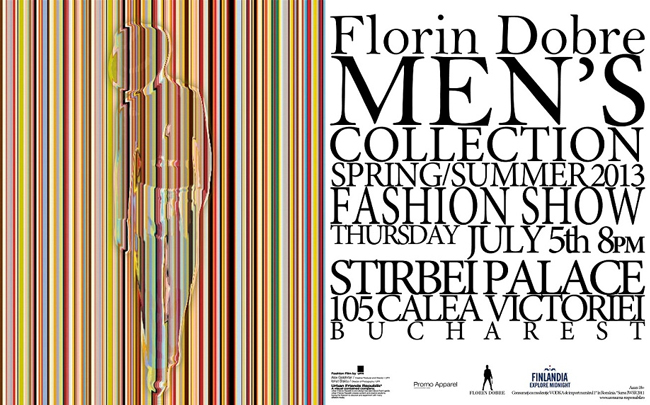 Fashion Show – Florin Dobre – The PureSuit Of Paul Smith s/s 2013