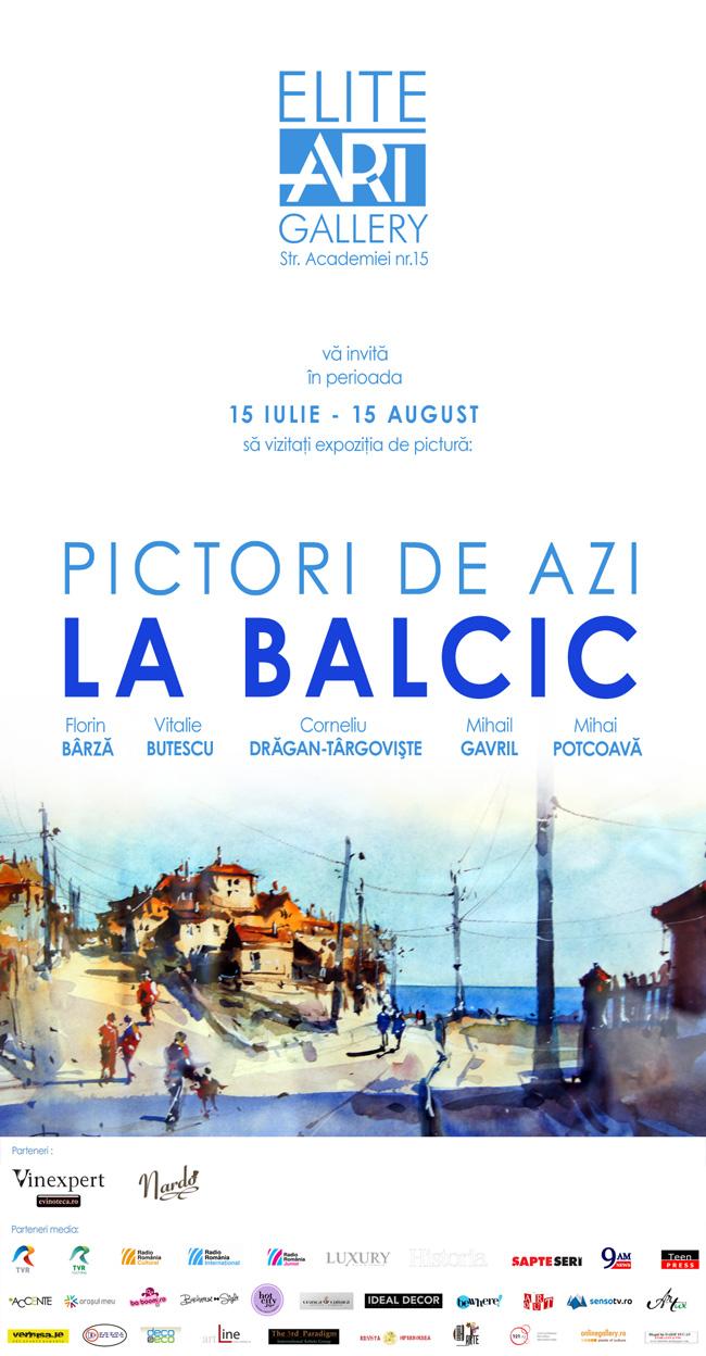 Pictori de azi la Balcic @ Elite Art Gallery, București
