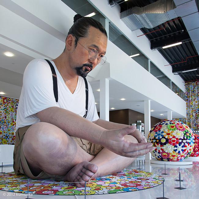 Murakami – Ego, A New Exhibition Takashi Murakami in Doha, Qatar