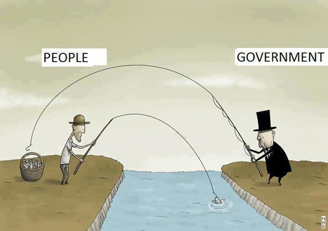 People vs Government