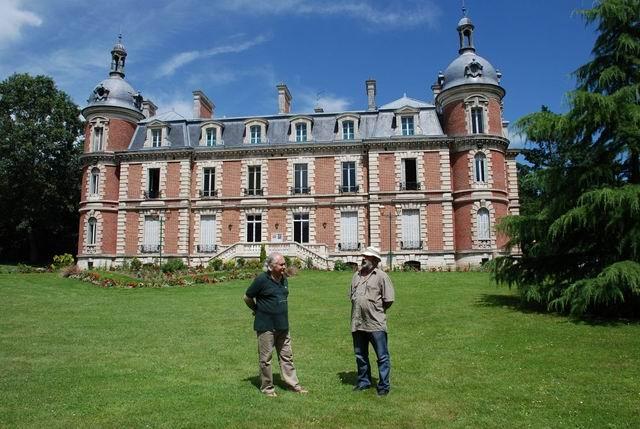 Reședința de artiști Soleil de l'Est 2012 din Franța