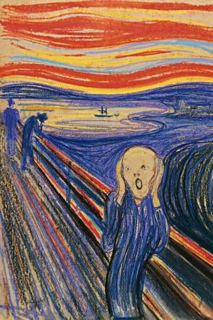 Leon Black is the anonymous buyer of The Scream, Edvard Munch's masterpiece