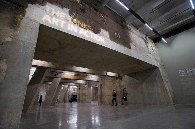 The Tanks: Fifteen Weeks of Art in Action at Tate Modern