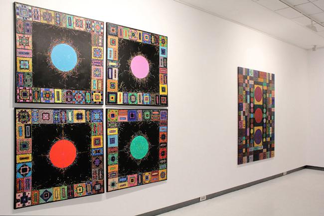 """Expoziţia """"Transornamental"""" by Ciprian Radovan se prelungeşte la Galeria Calina, Timișoara"""