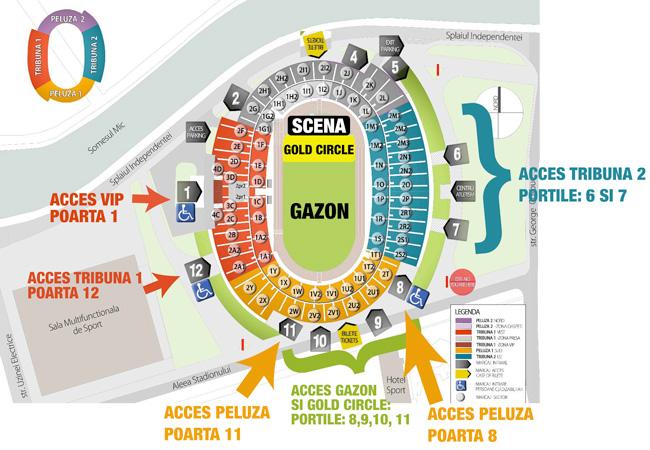Ultimele detalii legate de concertul Roxette de pe Cluj Arena!