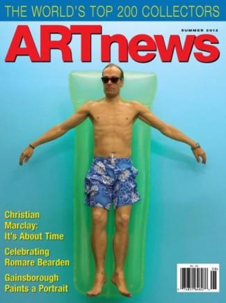 Top 200 colecţionari de artă în 2012