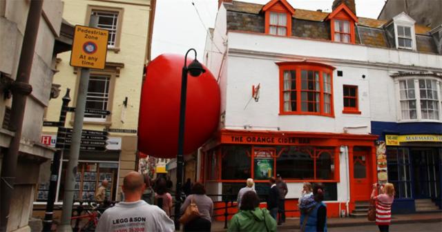 Giant Inflatable RedBall