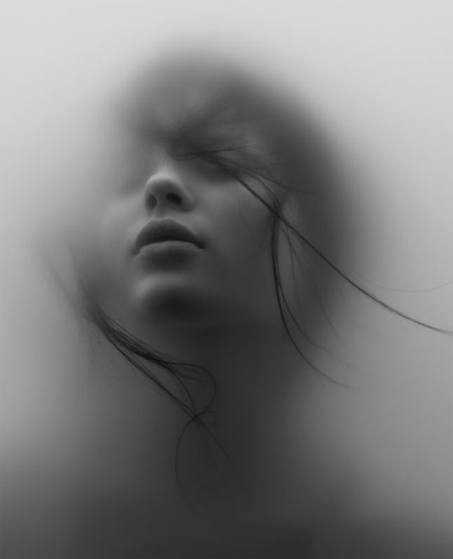 Underwater Portraits by Jacob Sutton