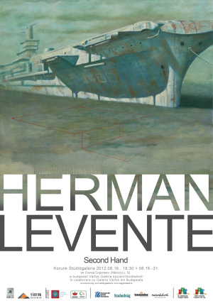 Levente Herman's two exhibitions