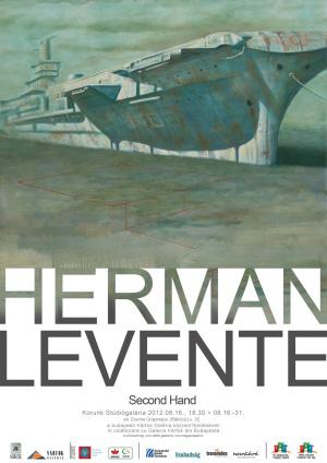 Levente Herman's two exhibitions