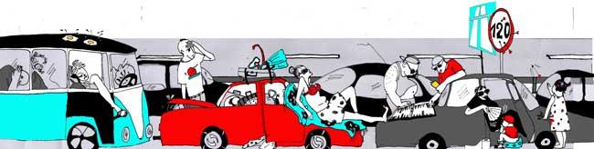 Vacanța lui MR Urban la Mare – street art, dialog şi spaţiu public
