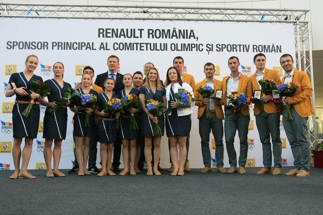 Sportivii Români medaliați la Jocurile Olimpice de Vară Londra 2012