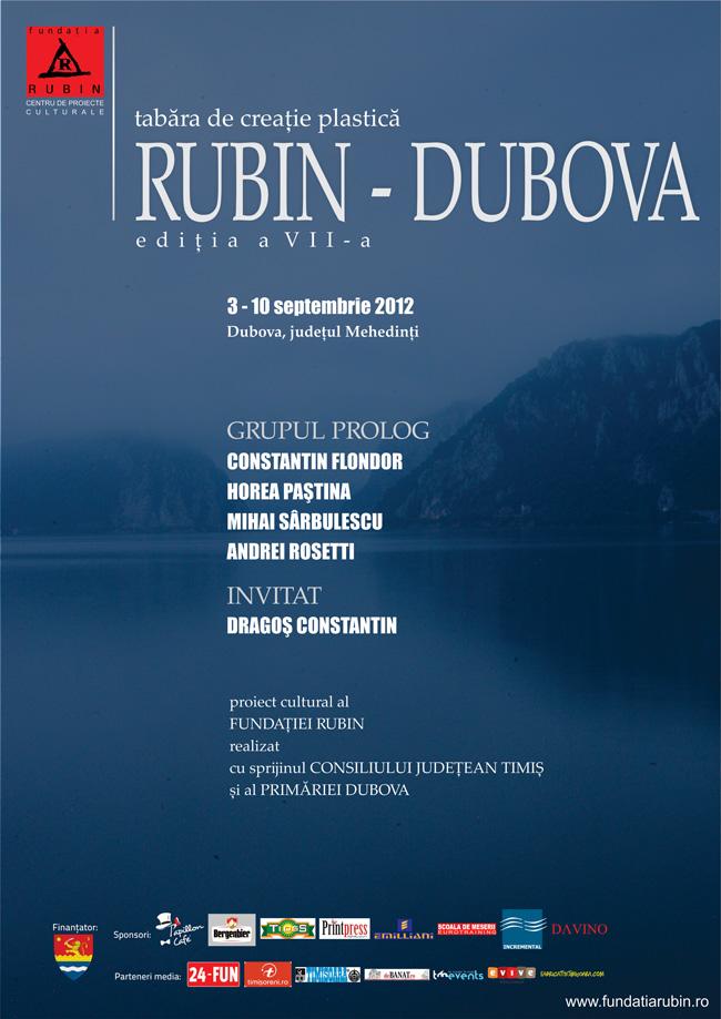 Grupul Prolog, invitat la cea de-a VII – a ediţie a Taberei de Creaţie Plastică Rubin – Dubova