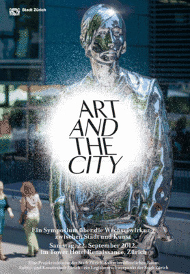 Art and the City – Public Art Festival in Zurich