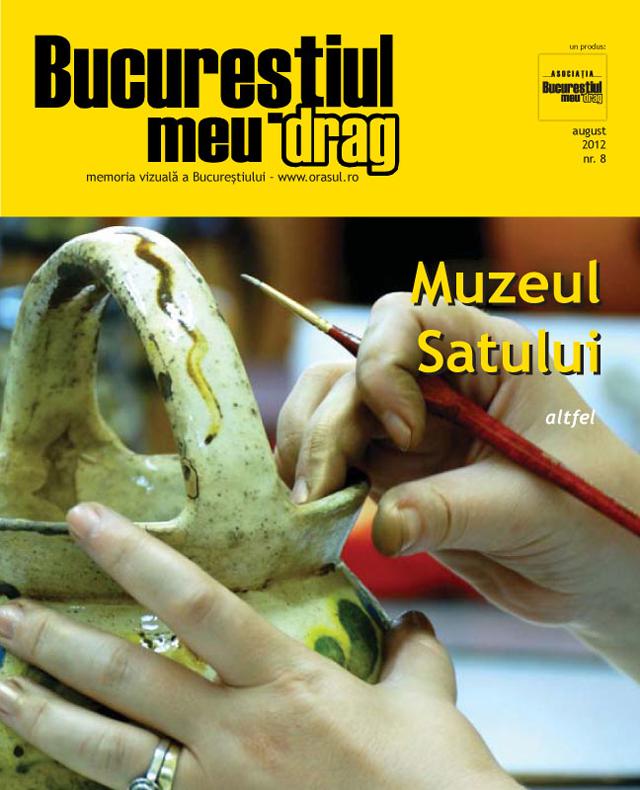Revista Bucureștiul meu drag, numărul 8