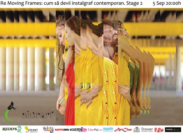 Dancing Frames: Point 4 Space Group instalează la aiurart proiectul Dancing City – UPDATE