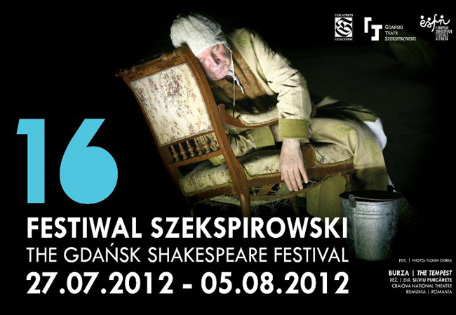 """O furtună în regia lui Silviu Purcărete, la Festivalul Internaţional de Teatru """"Shakespeare"""" de la Gdańsk"""