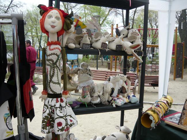 Ultimul picnic cu artişti din 2012 are loc în Parcul Grădina Icoanei