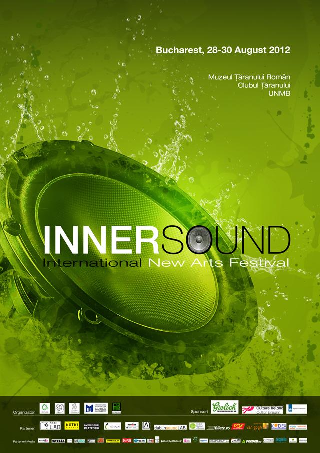 InnerSound New Arts Festival – Prima ediţie, Bucureşti