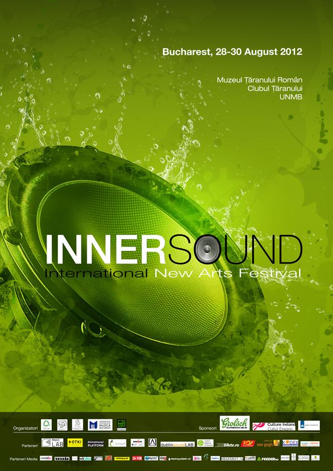 InnerSound New Arts Festival – Prima ediţie 2012 @ Muzeul Ţăranului Român / Clubul Ţăranului / Universitatea Naţională de Muzică din Bucureşti