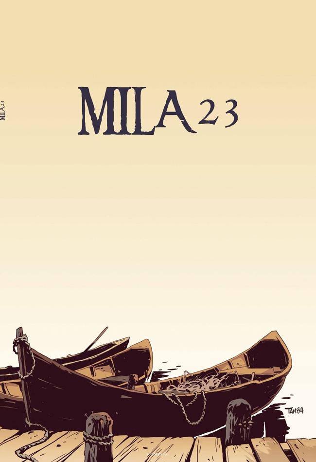 """Lansarea volumului de Bandă Desenată """"MILA 23"""" de Alex Talamba"""