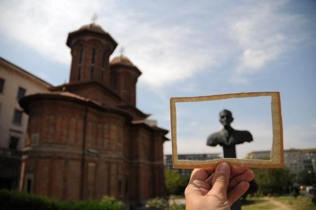 Bucharest postcard