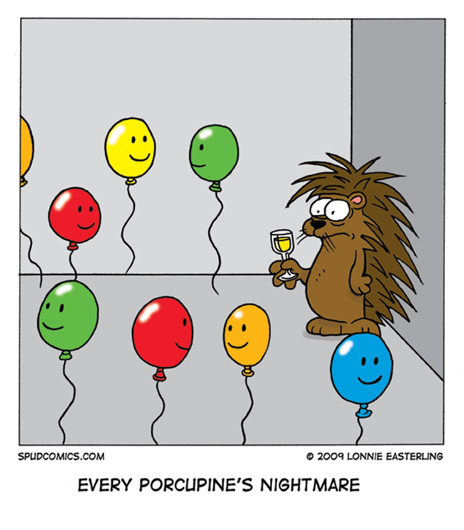 Porcupine Dreams