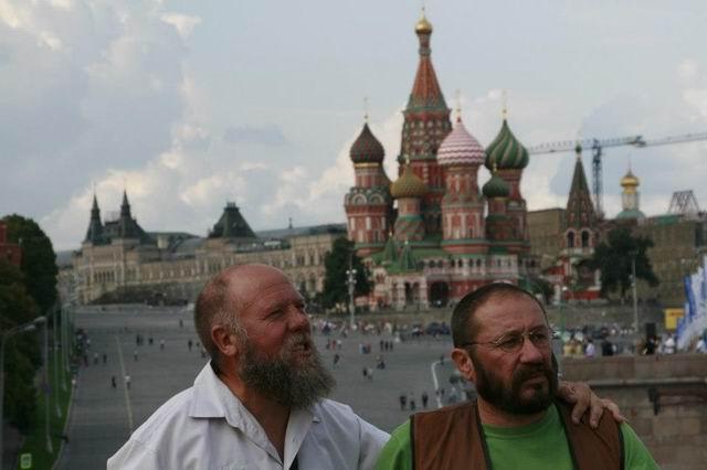RUSIA-PENZA-Simpozionul International de Sculptura-2012